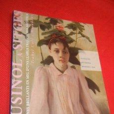 Libros de segunda mano: RUSIÑOL A SITGES.UNS ANYS BRILLANTS...., ISABEL COLL I MIRABENT 2006 FUND.AVE MARIA. Lote 171503115