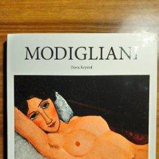 Libros de segunda mano: AMADEO MODIGLIANI 1884-1920. THE POETRY OF SEEING - KRYSTOF, DORIS. Lote 171506649