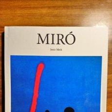 Libros de segunda mano: JOAN MIRÓ 1893-1983. EL POETA ENTRE LOS SURREALISTAS - MINK, JANIS. Lote 171506825