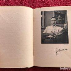 Libros de segunda mano: 1951. F. SERRA. PINTURAS Y DIBUJOS. EDICIÓN DE 1000 EJEMPLARES. PAPEL ALPHA. EDIT. HORTA . BARCELONA. Lote 171611763