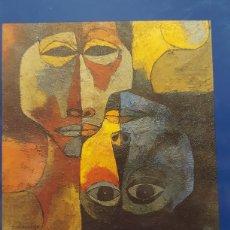 Libros de segunda mano: GUAYASAMIN, MADRID HASTA SIEMPRE. CATALOGO EXPOSICION EN CENTRO CONDE DUQUE 2001.. Lote 171699793
