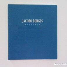 Libros de segunda mano: JACOBO BORGES, PINTURAS, INSTITUTO DE AMÉRICA, 1993. Lote 171773753