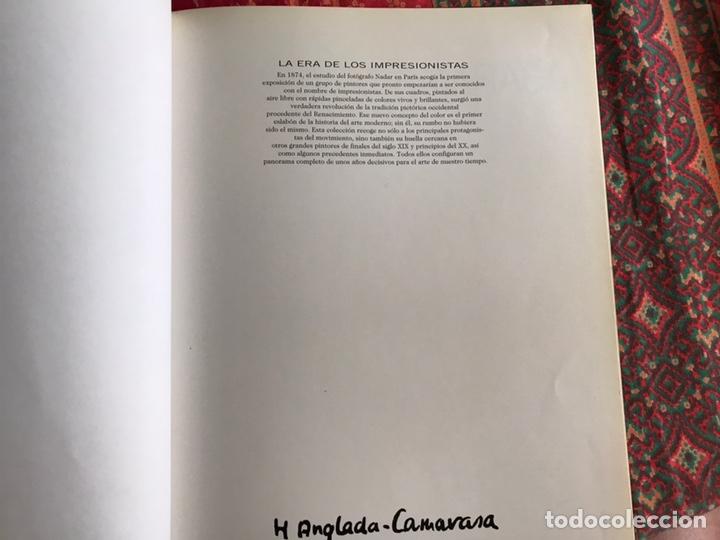 Libros de segunda mano: Anglada Camarasa 1.871-1.955. La era de los impresionistas - Foto 2 - 171964554