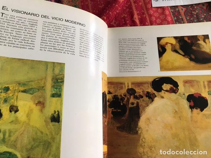 Libros de segunda mano: Anglada Camarasa 1.871-1.955. La era de los impresionistas - Foto 5 - 171964554