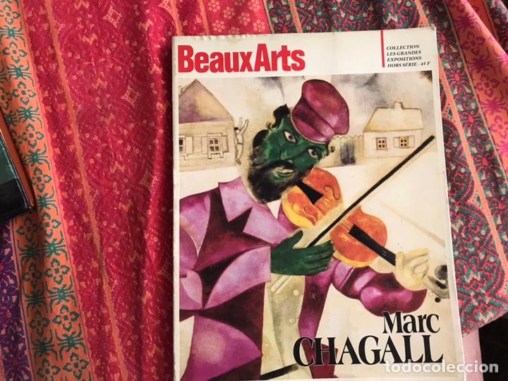 MARC CHAGALL. BEAUX ARTS. EN FRANCÉS TEXTO. (Libros de Segunda Mano - Bellas artes, ocio y coleccionismo - Pintura)