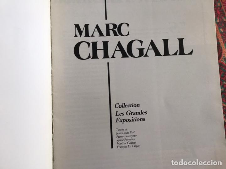 Libros de segunda mano: Marc Chagall. Beaux Arts. En francés texto. - Foto 2 - 171964959