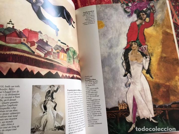 Libros de segunda mano: Marc Chagall. Beaux Arts. En francés texto. - Foto 3 - 171964959