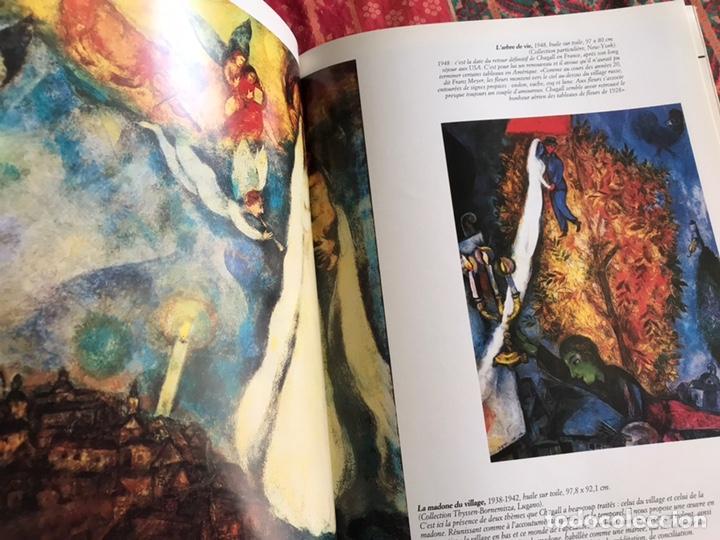 Libros de segunda mano: Marc Chagall. Beaux Arts. En francés texto. - Foto 4 - 171964959