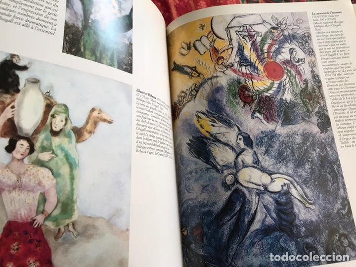 Libros de segunda mano: Marc Chagall. Beaux Arts. En francés texto. - Foto 5 - 171964959