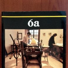 Libros de segunda mano: CATÁLEG. EDICIONS 6A. OBRA GRÀFICA. LLONJA 1989-1990. Lote 171997877