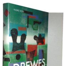 Libros de segunda mano: WERNER DREWES : A CATALOGUE RAISONNE? OF HIS PRINTS … / INGRID ROSE. KUNSTGALERIE ESSLINGEN, 1984. . Lote 172006315