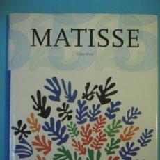 Libros de segunda mano: MATISSE - GILLES NERET - EDITORIAL TASCHEN, 2006 (GRAN FORMATO 31X25, ILUSTRADO, MUY BUEN ESTADO). Lote 172166363