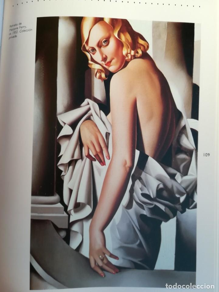 Libros de segunda mano: Tamara Lempicka. Vida y obra. Pasión por pintar - Foto 3 - 172183692