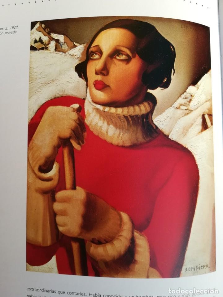 Libros de segunda mano: Tamara Lempicka. Vida y obra. Pasión por pintar - Foto 2 - 172183692