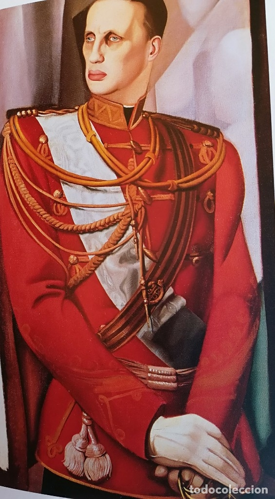 Libros de segunda mano: Tamara Lempicka. Vida y obra. Pasión por pintar - Foto 8 - 172183692