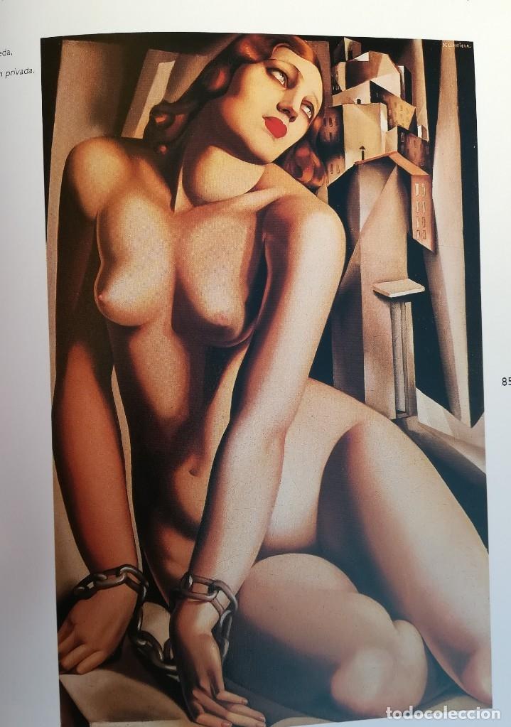 TAMARA LEMPICKA. VIDA Y OBRA. PASIÓN POR PINTAR (Libros de Segunda Mano - Bellas artes, ocio y coleccionismo - Pintura)