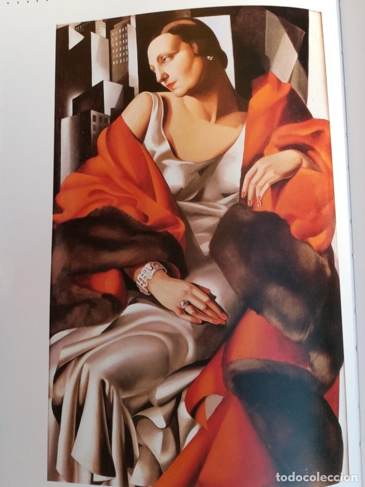 Libros de segunda mano: Tamara Lempicka. Vida y obra. Pasión por pintar - Foto 10 - 172183692