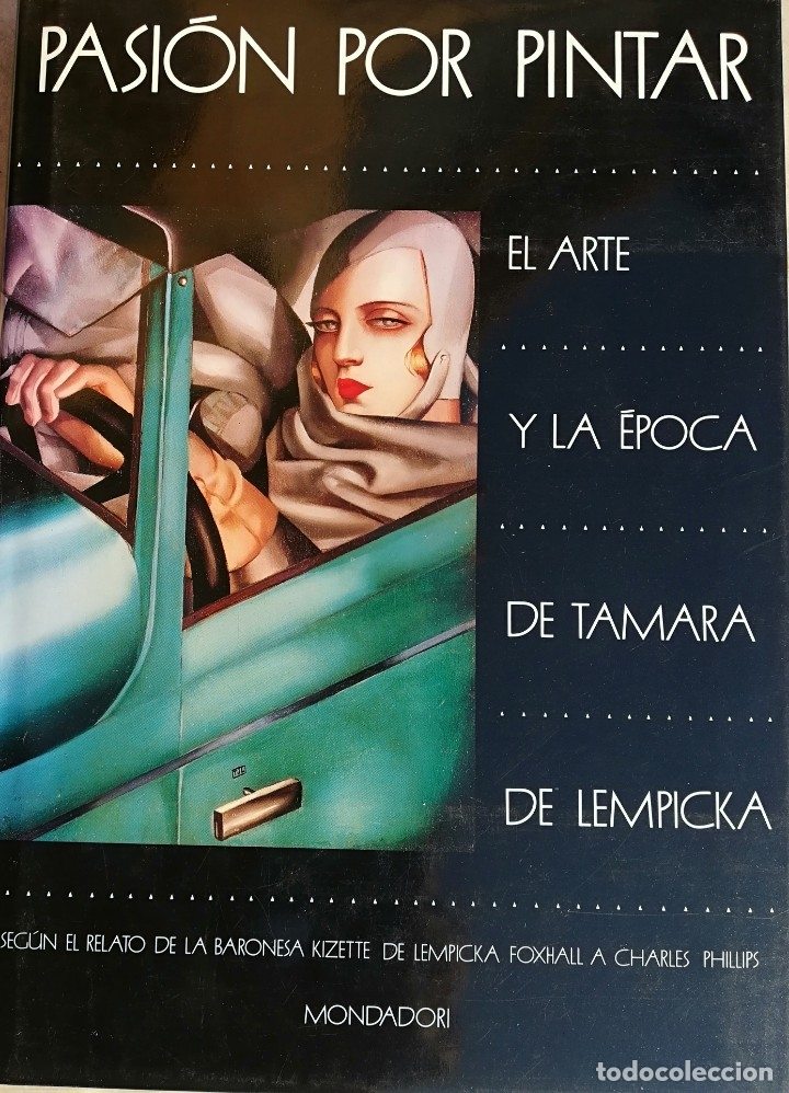 Libros de segunda mano: Tamara Lempicka. Vida y obra. Pasión por pintar - Foto 4 - 172183692