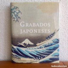 Libros de segunda mano: GRABADOS JAPONESES. GABRIELE FAHR-BECKER. TASCHEN. IMPECABLE. Lote 172392619