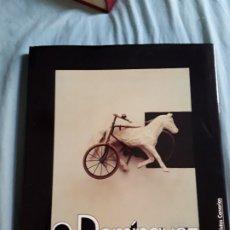 Libros de segunda mano: OSCAR DOMÍNGUEZ. BIBLIOTECA DE ARTISTAS CANARIOS. SURREALISMO, CANARIAS, ESPAÑA. EXCELENTE ESTADO.. Lote 172402503