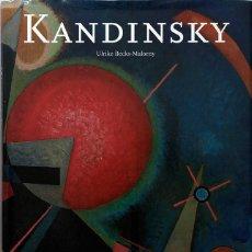 Libros de segunda mano: LIBRO,ARTE. KANDINSKY 1866-1944. Lote 172451904