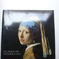 Libros de segunda mano: EL SIGLO DE REBRANDT. Lote 172466307
