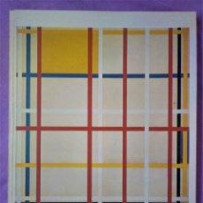 Libros de segunda mano: PIET MONDRIAN, OLEOS ACUARELAS Y DIBUJOS, FUNDACIÓN JUAN MARCH, 1982. Lote 172701780