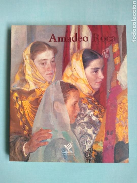 AMADEO ROCA (Libros de Segunda Mano - Bellas artes, ocio y coleccionismo - Pintura)