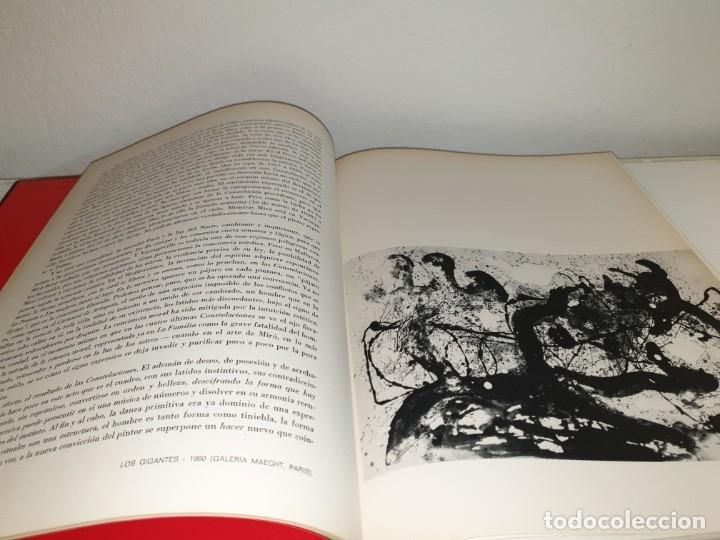 Libros de segunda mano: Miró. Yves Bonnefoy. Editorial juventud - Foto 3 - 172722323