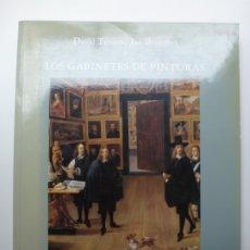 Libros de segunda mano: TENIERS, JAN BRUEGHEL Y LOS GABINETES DE PINTURAS. Lote 172758339