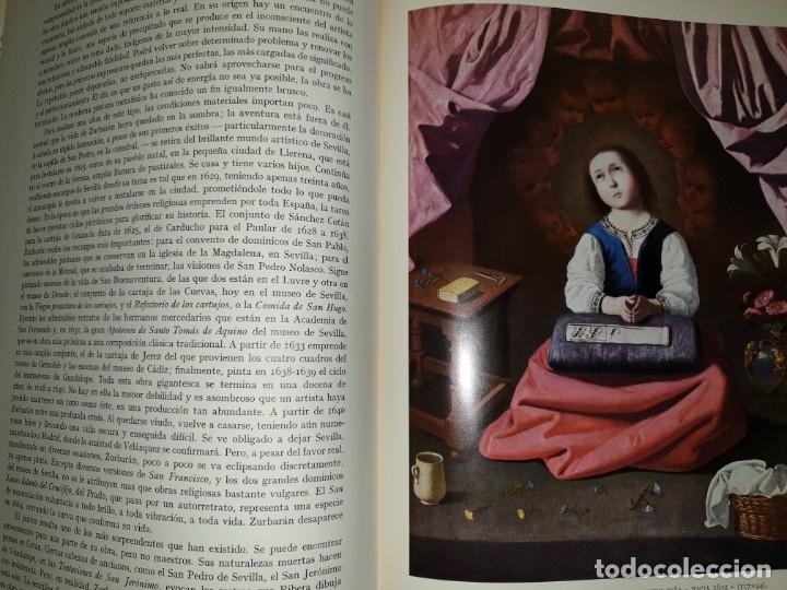 Libros de segunda mano: La Pintura Española. Carroggio S.A:Ediciones. Enero de 1964 - Foto 4 - 172928938