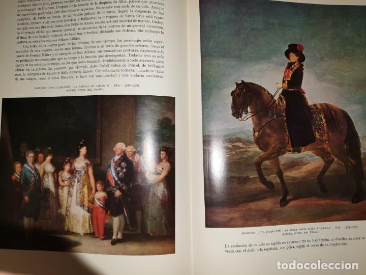 Libros de segunda mano: La Pintura Española. Carroggio S.A:Ediciones. Enero de 1964 - Foto 6 - 172928938