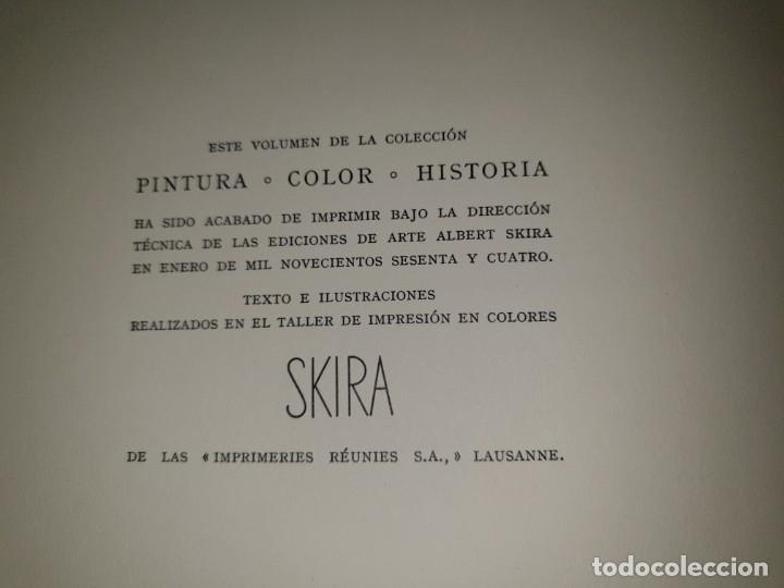Libros de segunda mano: La Pintura Española. Carroggio S.A:Ediciones. Enero de 1964 - Foto 8 - 172928938