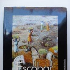 Libros de segunda mano: BIBLIOTECA DE ARTISTAS CANARIOS. MÁXIMO ESCOBAR. Lote 173048515