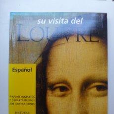 Libros de segunda mano: SU VISITA DEL LOUVRE.. Lote 173114110