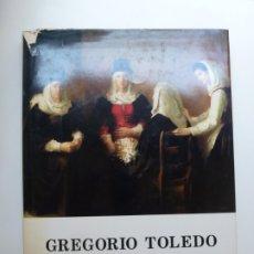 Libros de segunda mano: GREGORIO TOLEDO. Lote 173116922