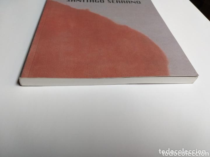 Libros de segunda mano: Pintura contemporánea . Santiago Serrano . Centro Conde Duque 1999 catalogo exposición - Foto 3 - 173145732