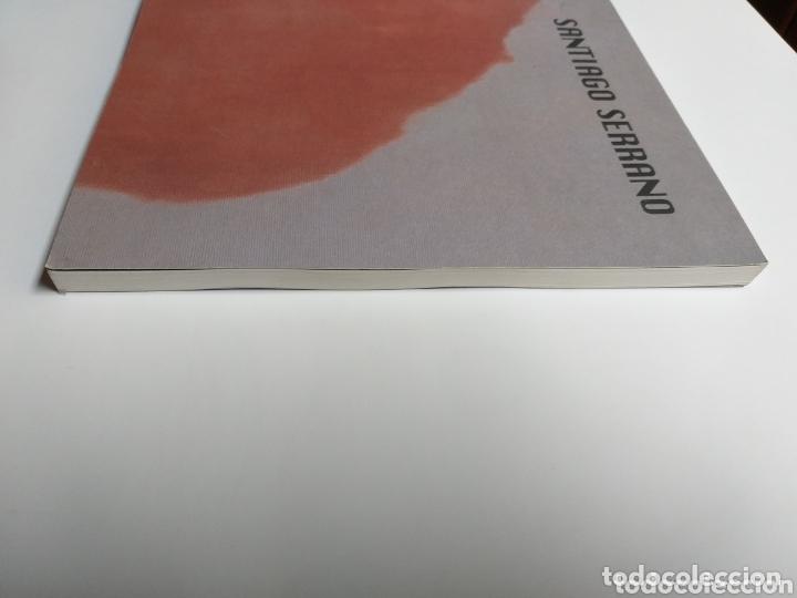 Libros de segunda mano: Pintura contemporánea . Santiago Serrano . Centro Conde Duque 1999 catalogo exposición - Foto 4 - 173145732
