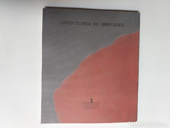 Libros de segunda mano: Pintura contemporánea . Santiago Serrano . Centro Conde Duque 1999 catalogo exposición - Foto 5 - 173145732