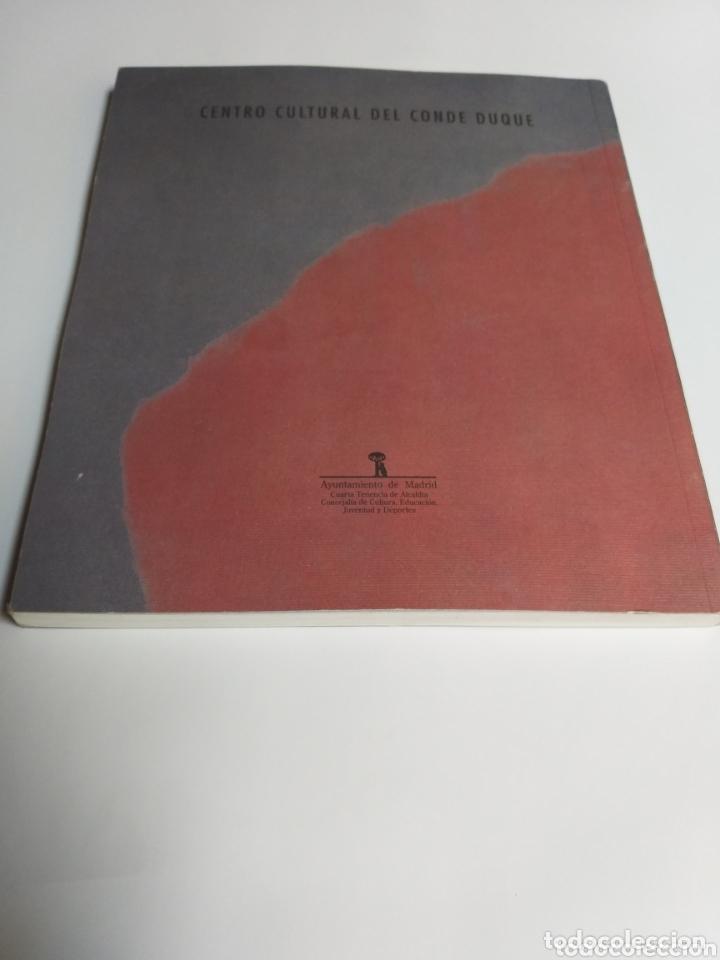 Libros de segunda mano: Pintura contemporánea . Santiago Serrano . Centro Conde Duque 1999 catalogo exposición - Foto 6 - 173145732