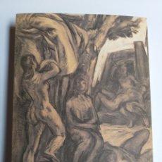 Libros de segunda mano: PINTURA CONTEMPORÁNEA . PEDRO MOZOS CENTRO CULTURAL CONDE DUQUE 1991. CATÁLOGO EXPOSICIÓN. Lote 173158387