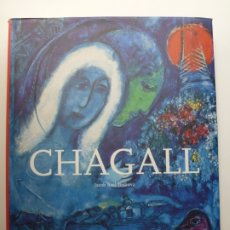 Libros de segunda mano: CHAGALL. JACOB BAAL TESHUVA. Lote 173380839