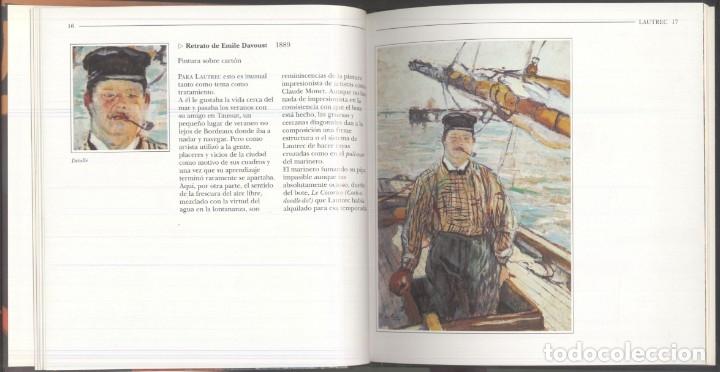 Libros de segunda mano: LA VIDA Y OBRAS DE LAUTREC.- Nathaniel Harris - 1997 - Foto 5 - 173567119