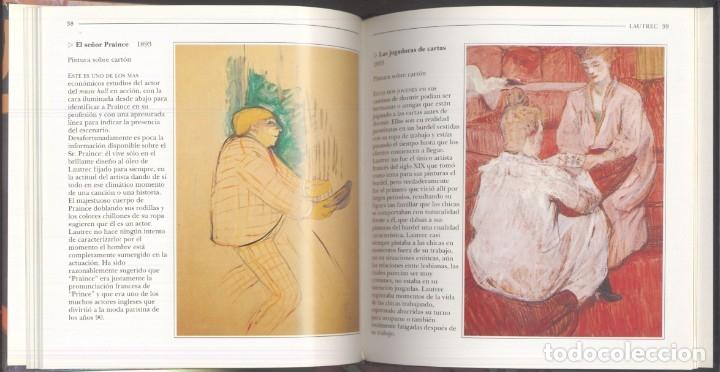Libros de segunda mano: LA VIDA Y OBRAS DE LAUTREC.- Nathaniel Harris - 1997 - Foto 7 - 173567119