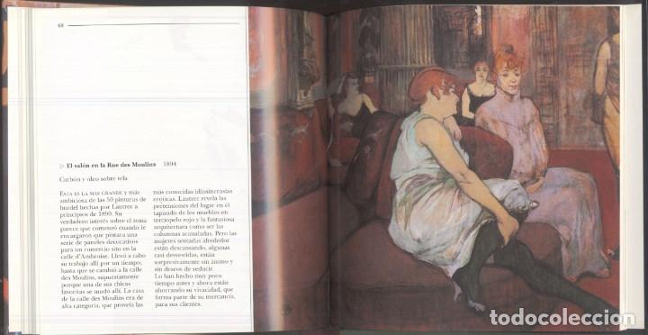 Libros de segunda mano: LA VIDA Y OBRAS DE LAUTREC.- Nathaniel Harris - 1997 - Foto 8 - 173567119