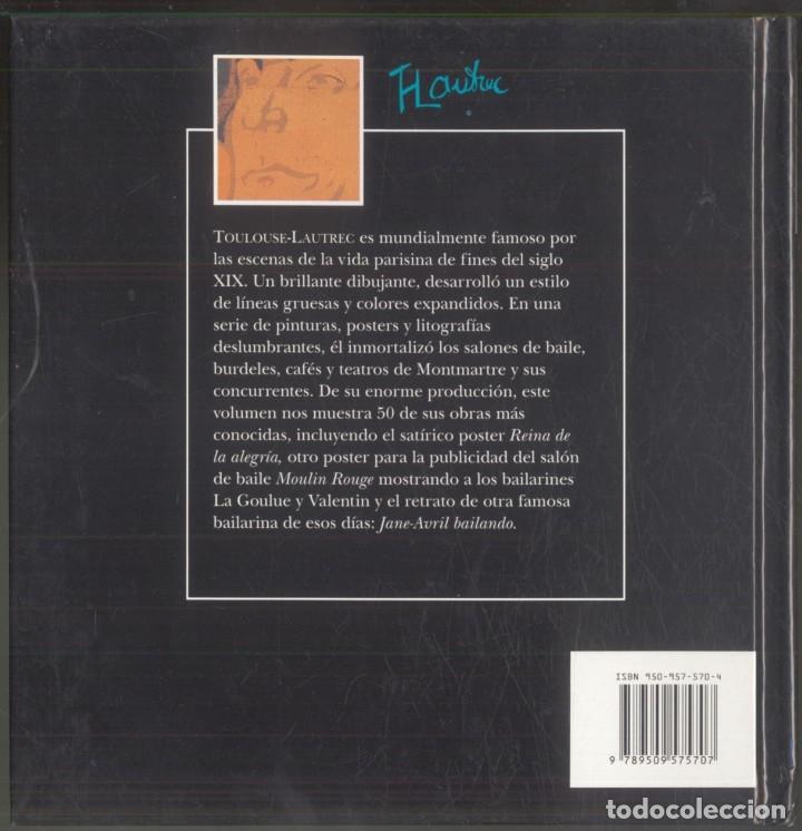 Libros de segunda mano: LA VIDA Y OBRAS DE LAUTREC.- Nathaniel Harris - 1997 - Foto 10 - 173567119