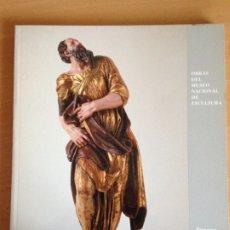 Libros de segunda mano: OBRAS DEL MUSEO NACIONAL DE ESCULTURA.ZARAGOZA ENERO-FEBRERO 1999. Lote 173659338