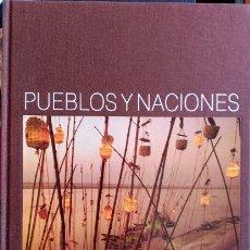 Libros de segunda mano: PUEBLOS Y NACIONES: INDIA.. Lote 173706965