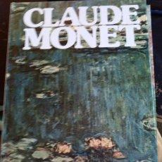 Libros de segunda mano: CLAUDE MONET.. Lote 173744953