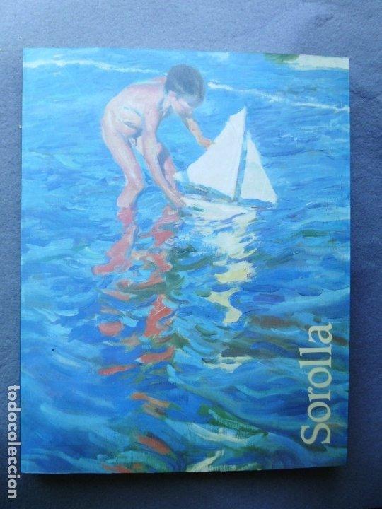 SOROLLA (FONDOS DEL MUSEO SOROLLA) - JOAQUÍN SOROLLA 1994 (Libros de Segunda Mano - Bellas artes, ocio y coleccionismo - Pintura)